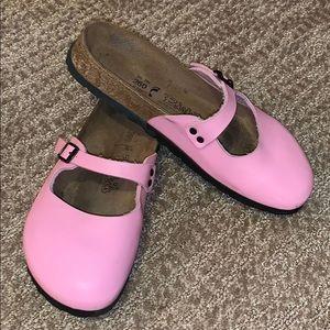 Pink Birki's by Birkenstock